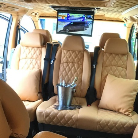 SCS Luxury Chauffeur Olbia Airport