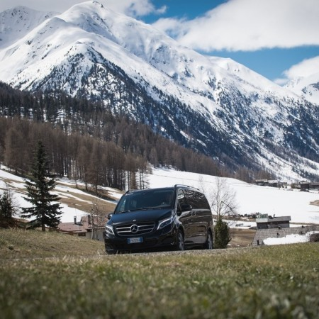 Airport Transfer Livigno
