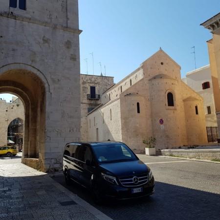 Apulia Coast to Coast NCC Bari