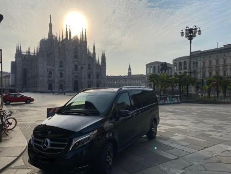 V-Klass in Milan